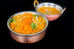 Chicken Tikka Briyani